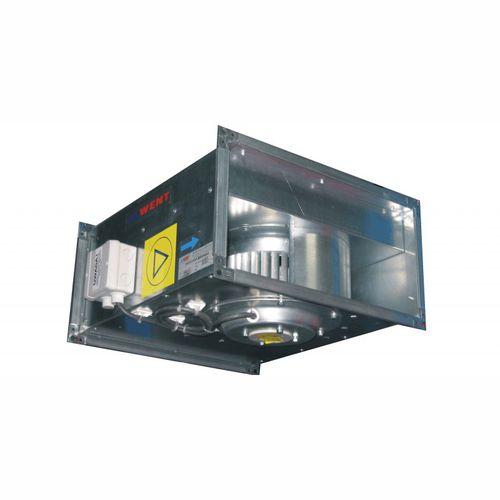 silenziatore per fori di ventilazione in acciaio galvanizzato