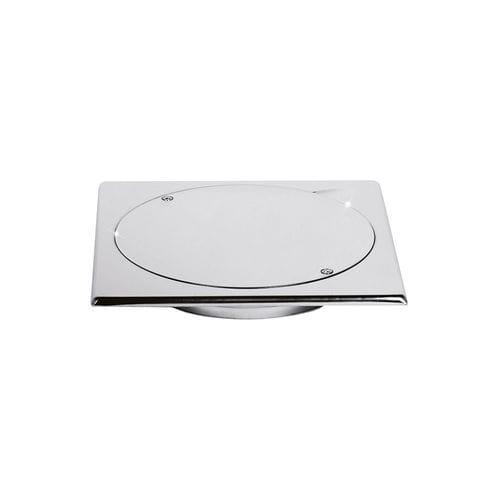 scarico per doccia in acciaio inox / in cromo