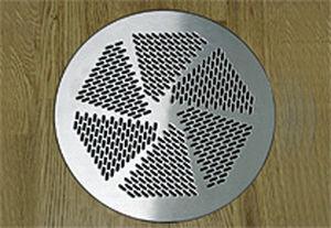 diffusore d'aria da pavimento / tondo