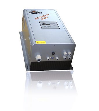 inverter fotovoltaico / di stringa