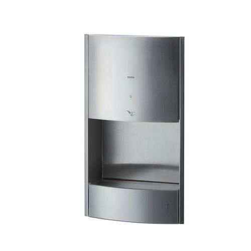 asciugamani elettrico automatico / da parete / in acciaio inossidabile