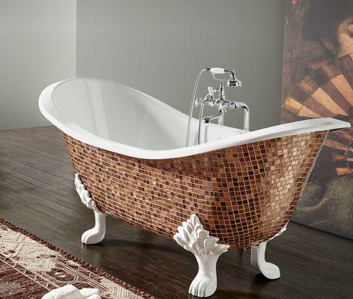 vasca da bagno su piedi - BLEU PROVENCE
