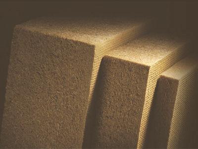 Isolante termico in fibra di legno per soffitto per muro