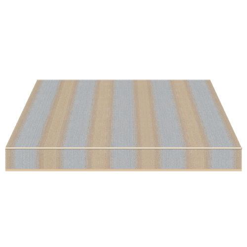 tessuto per protezione solare / a righe / in acrilico / contract