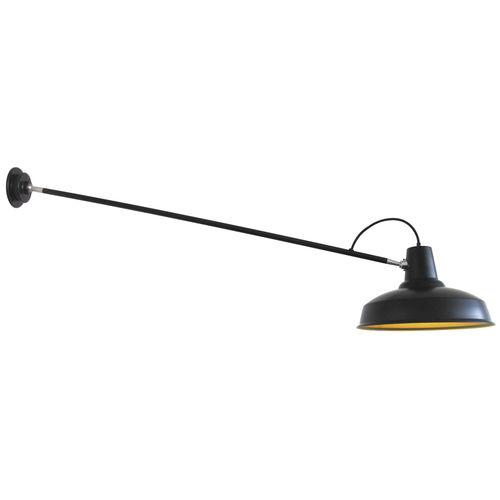 applique in stile industriale / in alluminio / LED / fluorescente compatta