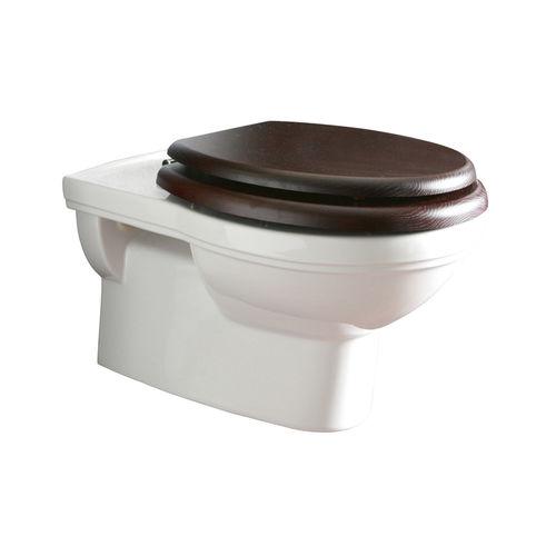 WC sospeso / in porcellana