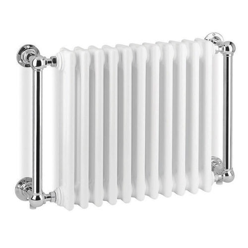 radiatore ad acqua calda / elettrico / in metallo / moderno