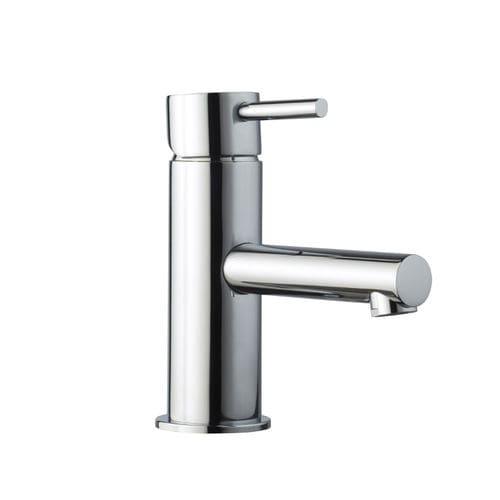 miscelatore per lavabo / in metallo cromato / in cristallo Swarovski® / da bagno