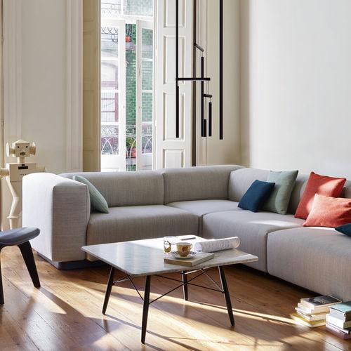tavolino basso moderno / in legno / in metallo / in marmo