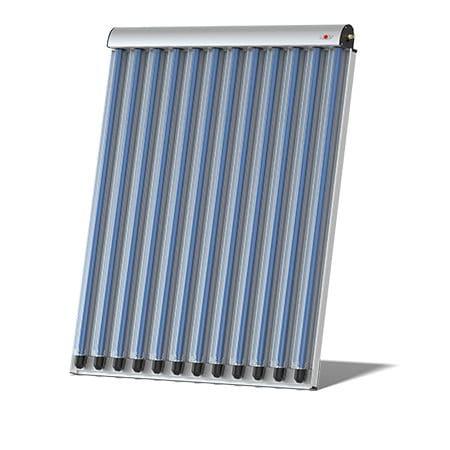 pannello termico a tubi / per riscaldamento / con telaio / modulare