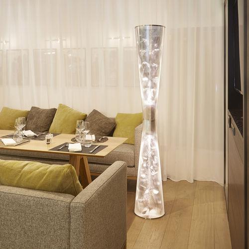 colonna luminosa moderna - Thierry Vidé Design