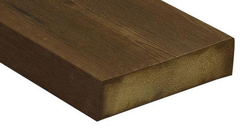 Listelli per esterni in legno di latifoglie / di lunga durata / FSC 1127 Kebony