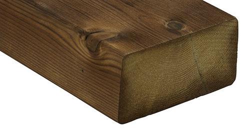 Pannello di costruzione / strutturale / in legno di latifoglie / per solaio 1174 Kebony