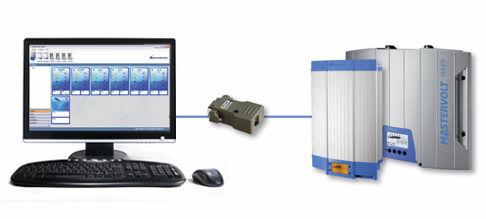 software di monitoraggio / per impianto fotovoltaico