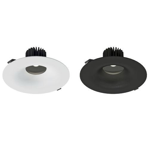 downlight da incasso / LED / tondo / dimmerabile