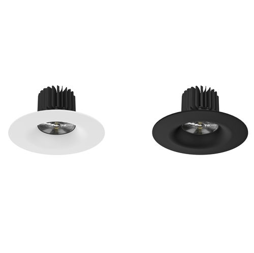 Downlight da incasso / LED / rotondo EMERALD OFFICE M CLS LED