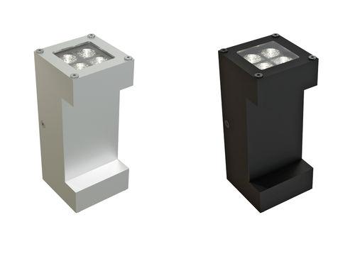Applique moderna / da esterno / in alluminio / LED HYLO COMPACT CLS LED