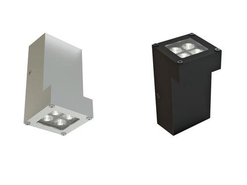 Applique moderna / da esterno / in alluminio / LED HYLO COMPACT UP OR DOWN CLS LED