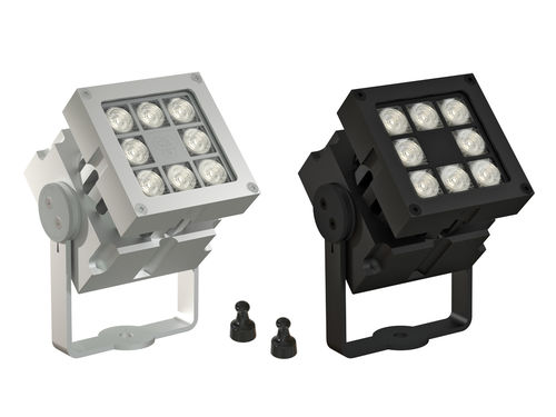 Applique moderna / da esterno / in metallo / LED REVO BASIC MAGNO CLS LED