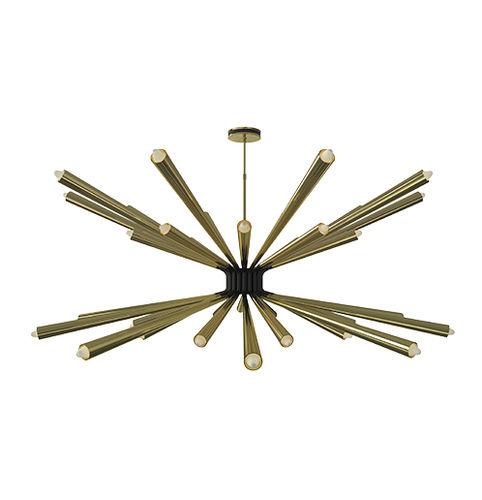 Lampada a sospensione / moderna / in alluminio / in ottone DORSEY DelightFULL