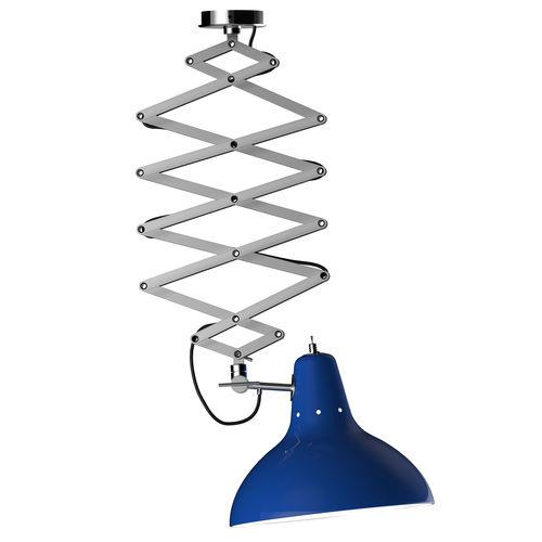 Lampada a sospensione / in stile industriale / in alluminio / in ottone DIANA  DelightFULL