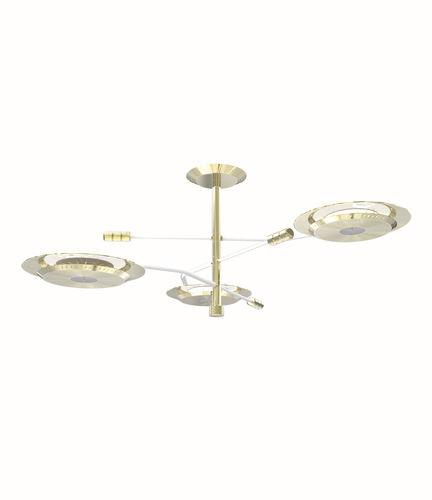 Lampada a sospensione / moderna / in ottone / da interno HENDRIX DelightFULL