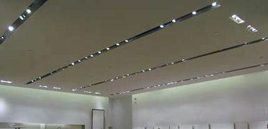 Sistema Di Illuminazione A Binario Busrun Litelab Corp