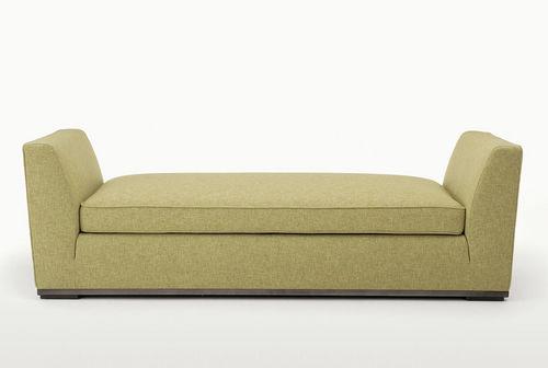 divanetto imbottito moderno / in tessuto / di Antonio Citterio / da interno