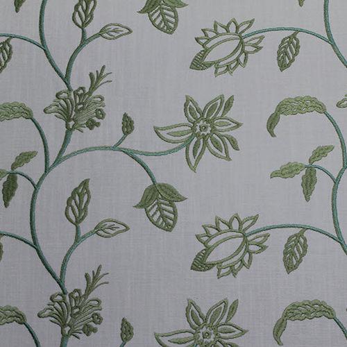 tessuto da tappezzeria / a tinta unita / a motivi / in cotone