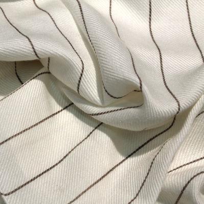 tessuto per tende / a righe / in poliestere / in acrilico