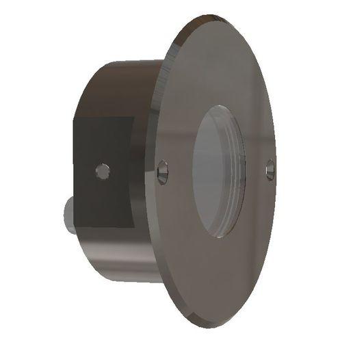 applique moderna / da esterno / in acciaio inossidabile / LED