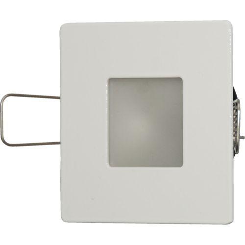 downlight da incasso / per esterni / LED / tondo