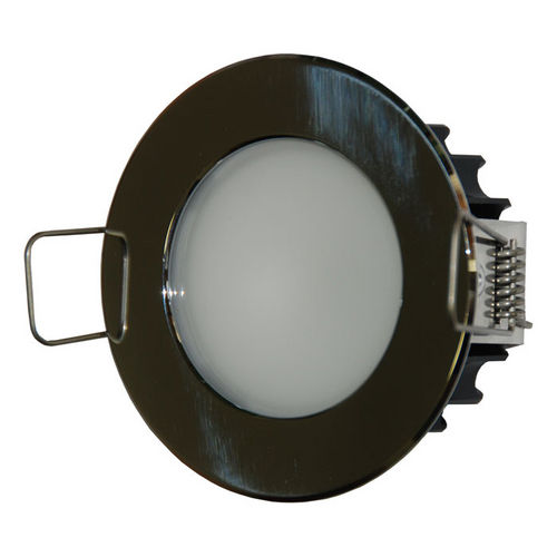 downlight da incasso / per esterni / LED / tondo