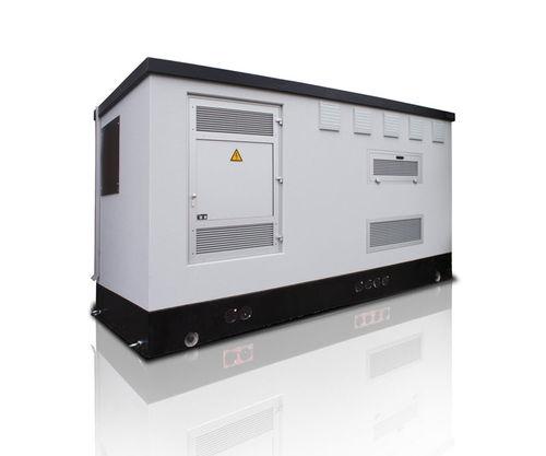 stazione di trasformazione per applicazioni fotovoltaiche