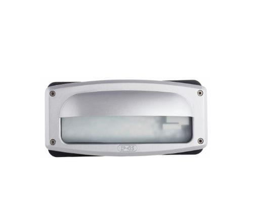 Luce da incasso a soffitto / da incasso a muro / fluorescente compatta / rettangolare GEBDI LUMITEK