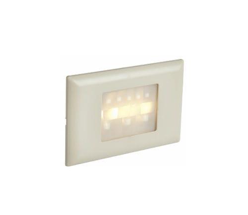 luce da incasso a pavimento / da incasso a muro / LED / rettangolare