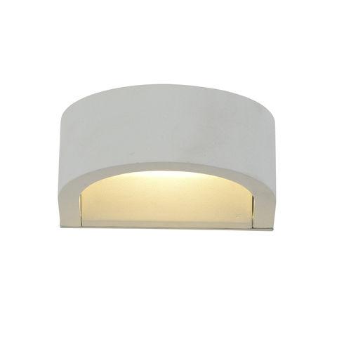 applique moderna / da esterno / in alluminio / in PMMA