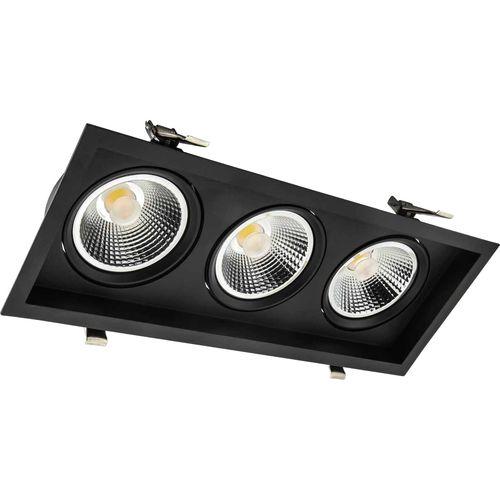faretto da incasso a soffitto / da incasso a muro / da interno / LED