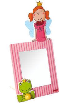 specchio da appoggio / per bambini / design originale / rettangolare