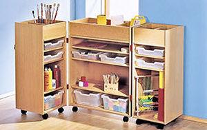 scaffale moderno / in legno / per bambini (unisex)
