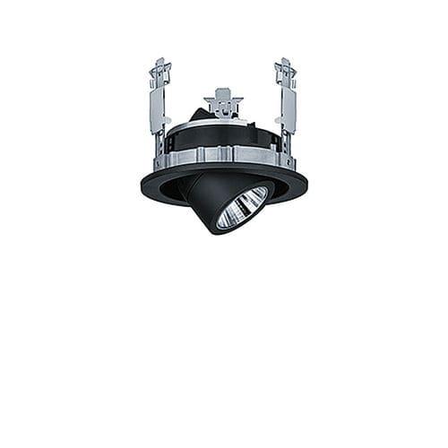 Faretto da incasso a soffitto / da interno / LED / rotondo INTRO-R R1 by Christopher Redfern ZUMTOBEL