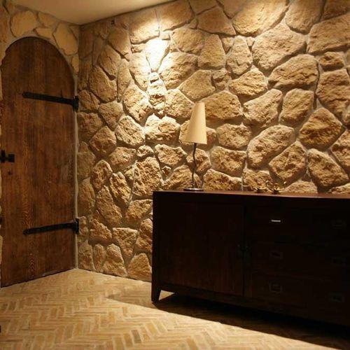 paramento in calcestruzzo / per esterni / indoor / liscio