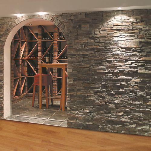 paramento in calcestruzzo / per esterni / indoor / decorativo