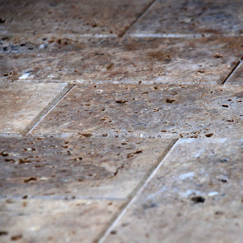 pavé in pietra / carrabile / per spazio pubblico