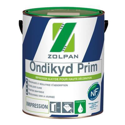 primer per muratura / acrilico / alchidico / da interno