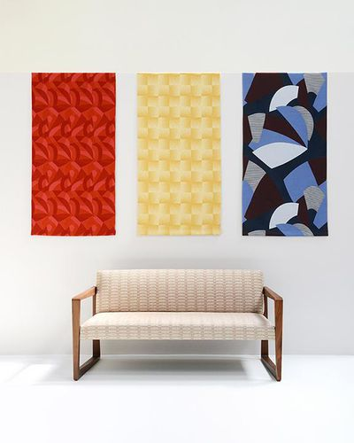 tessuto da tappezzeria / per tende / da parete / a motivi