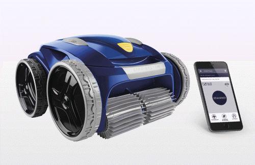 robot da piscina elettrico / automatico / per uso domestico