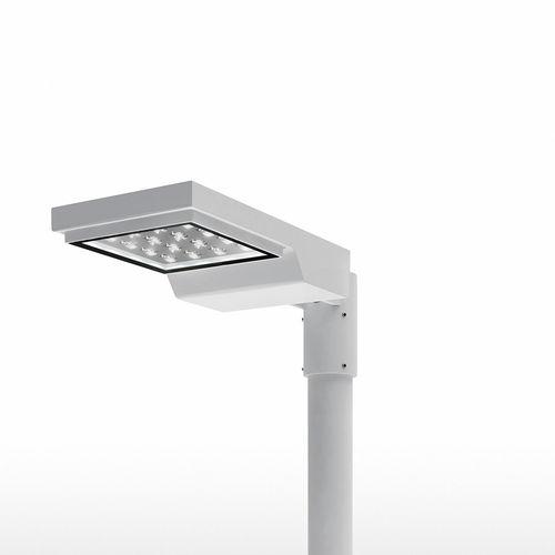 lampione urbano / moderno / in alluminio / in ferro galvanizzato