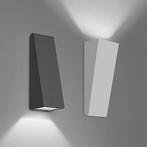 applique moderna / da esterno / in ghisa di alluminio / in metacrilato