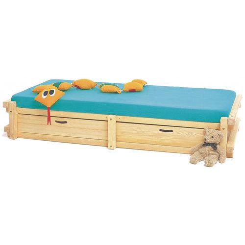 letto singolo / moderno / per bambini (unisex) / a cassetti